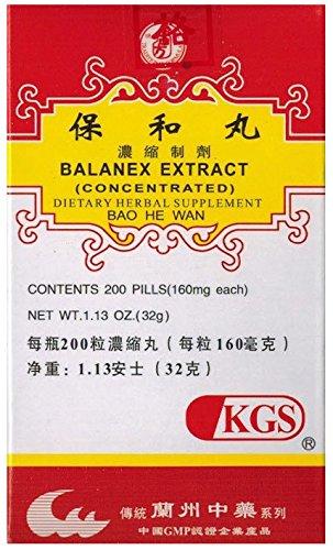 Balanex Extract (Bao He Wan)