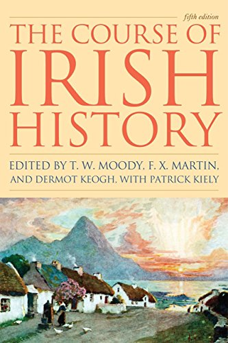 The Course of Irish History by Patrick Kiely (Contributor), Fellow Emeritus T W Moody (Editor), F X Martin (Editor), (16-Sep-2012) Paperback