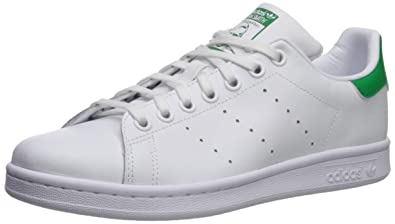 low priced dea49 ecc78 adidas Performance Stan Smith J Tennis Shoe (Big Kid)