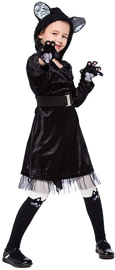 SXFZC Disfraz de Halloween niñas Partido del Cuento del ...