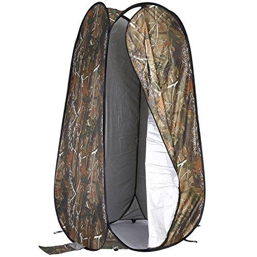Neewer 6 feet/183 centimeters Pop up Dressing Tent Portab...