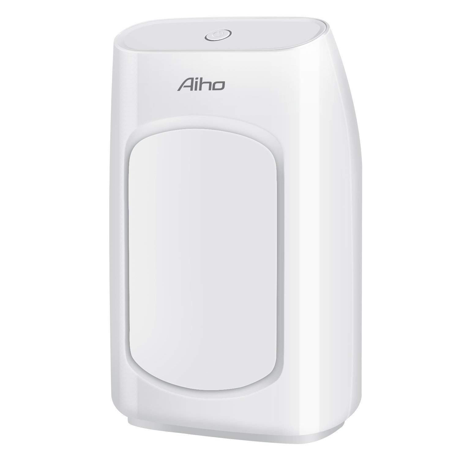 Air Dehumidifier Aiho Ultra Quiet Portable Home Dehumidifier 700ml Water Tank Capacity for Bedroom Kitchen Garage Basement Bookcase Damp
