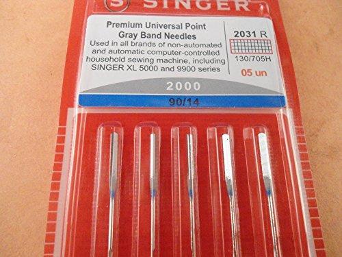 Genuine Singer Premium Universal Point Gray Band Sewing Mach