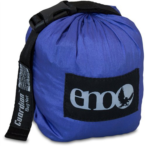 Eagles Nest Outfitters - ENO Guardian SL Bug Net, Hammock Bug Netting, Charcoal by ENO