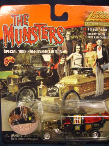 The Munsters, Special 1999 Halloween Edition, The Munsters Koach, 1 of -