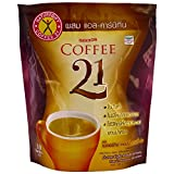 Instant Coffee Mix 21 Plus L-carnitine Weight Loss Diet, 135 grams net