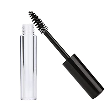 33fd1fe5ca7 Naladoo 5*10mL Transparent Empty Mascara Tube Eyelash Cream Vial/Liquid  Bottle/Container