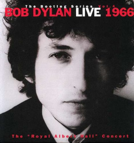 Bootleg Series Vol. 4 - Live 1966: The Royal Albert Hall Concert (140 Gram Vinyl) by Columbia Legacy