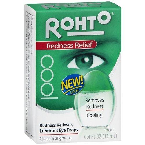 Rohto cool Redness Relief 0,4 Fl Oz