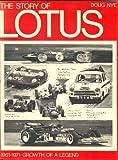 The Story of Lotus, 1961-1971, Doug Nye, 0900549157