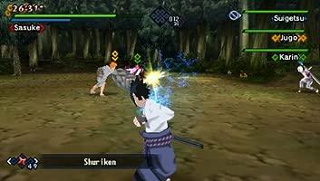 Namco Bandai Games Naruto Shippuden - Juego (PSP): Amazon.es ...