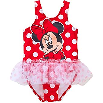 Amazon.com: Disney Minnie Mouse Toddler Girls Polka Dot