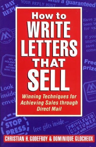 How Write Letters That Sell product image