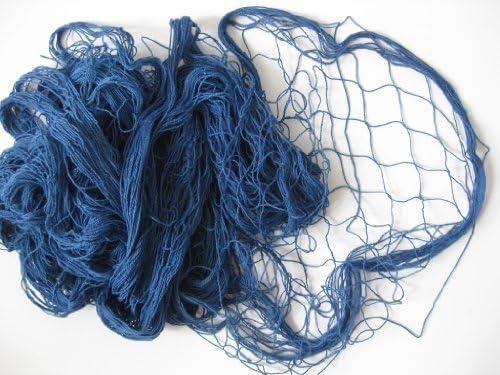 Decoración azul 200 x 400 cm Red algodón 2nd elección de colores ...