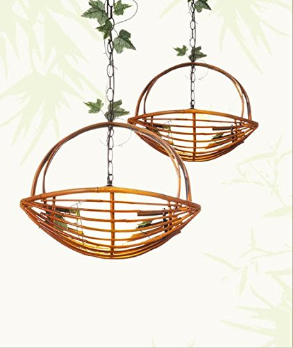 Facai168 Salle A Manger Jardin Bambou Creatif Personnalite