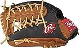 Rawlings P115GBMT-0/3 Prodigy Youth Baseball Glove, Right Hand, Modified Trap-Eze Web, 11-1/2 Inch