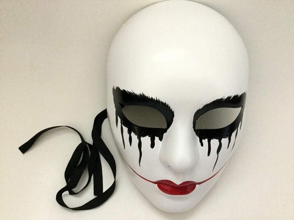 La máscara de purga Anarchy purga película rojo labios mujeres ...