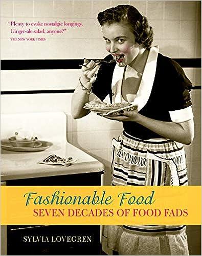 Fashionable Food: Seven Decades of Food Fads: Sylvia