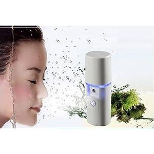 Nano Facial Mister Portable Mini Face Mist Handy Sprayer Atomization Eyelash Extensions Cool Facial Steamer