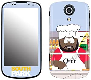 Zing Revolution MS-SPRK50215 South Park - Chef Cell Phone Cover Skin for Samsung Epic 4G Galaxy S (SPH-D700)