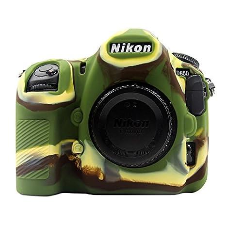 Ychaoya Caja de la cámara Wuzpx Fácil de Silicona Protectora for ...