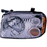 Nissan Frontier (XE) Replacement Headlight Assembly - 1-Pair