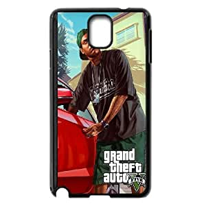 GTA 5 Lamar Car Samsung Galaxy Note 3 Cell Phone Case Black Delicate gift AVS_701406