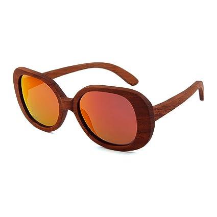Sunglasses Gafas de Sol polarizadas con Marco Redondo de ...