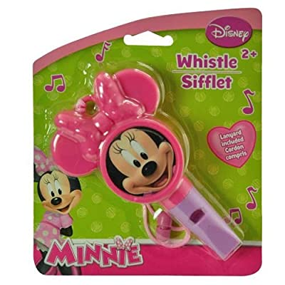 Disney Minnie Mouse Whistle: Toys & Games