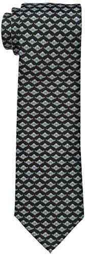 Star Wars Men's Yoda Optical Tie, Black, One Size (Star Wars Tie)