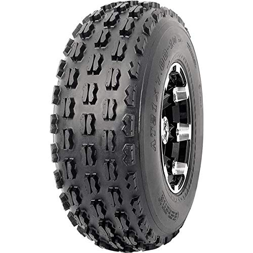 Ocelot SportQuad Holeshot 4-Ply MX GNCC Front ATV/UTV Tire 19 x 7-8 ()
