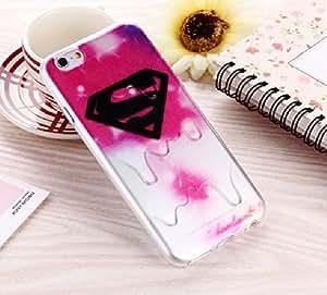Fashion 3D Ice Cream Series Apple iPhone 6 Case 4.7inch Soft TPU Lovely Back Cover Kimberly Kurzendoerfer
