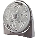 Lasko 3542 20' Cyclone Fan with Remote Control, Beige