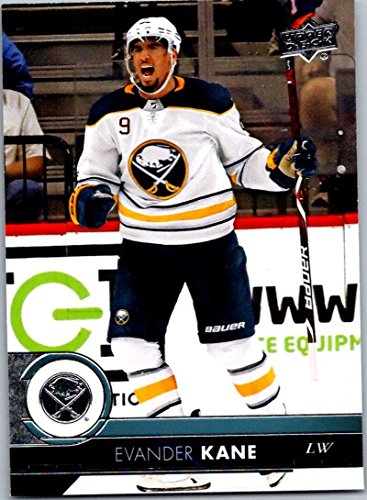 2017-18 Upper Deck Series 2 #274 Evander Kane Buffalo Sabres Hockey Card