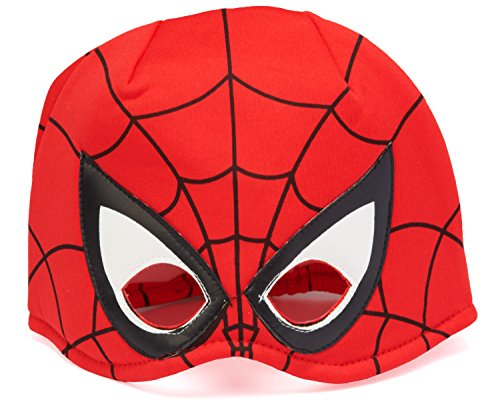[Marvel's Ultimate Spider-Man Birthday Party Deluxe Hat Accessory, Red , 7