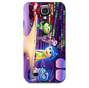 Samsung Galaxy S4 I9500 Case Classical Case Inside Out 3D Back Protector Phone Case