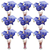 Graduation Centerpiece Sticks 2019 Graduation Decorations Great to Decorate Graduation Table A Big Hit on 2019 Graduation Party Blue & Gold - 36 Packs