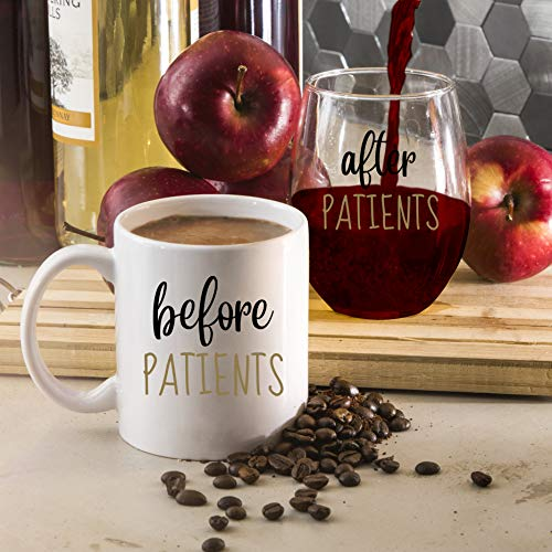 Before Patients, After Patients Coffee Mug