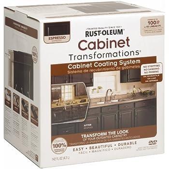 Rust-Oleum 263231 Cabinet Transformations, Small Kit, Espresso ...