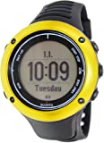 Suunto Ambit2 S Lime HR Mens GPS Watch - Altimeter and Compass - Logbook