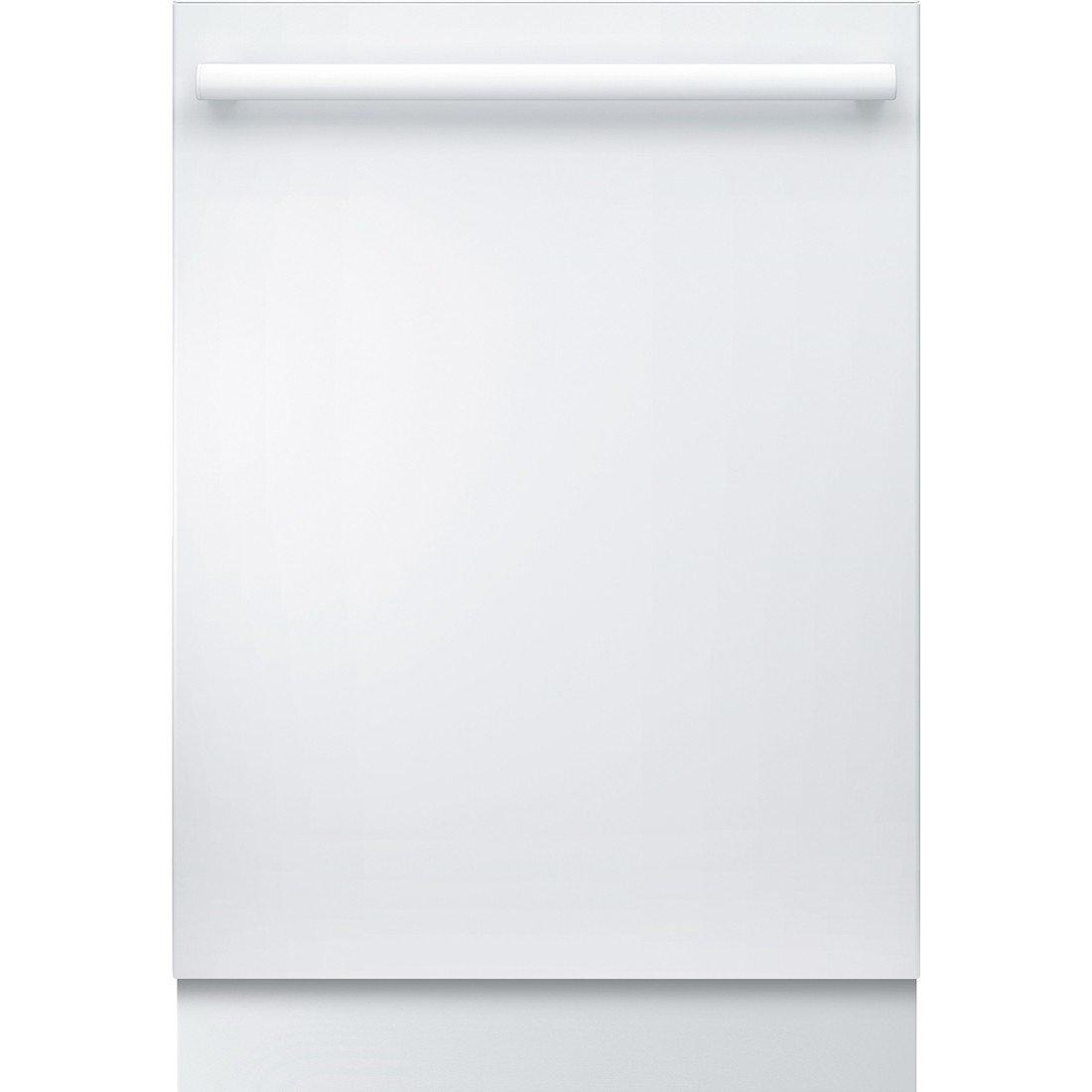 Bosch 24'' Ascenta Series White Built-In Dishwasher