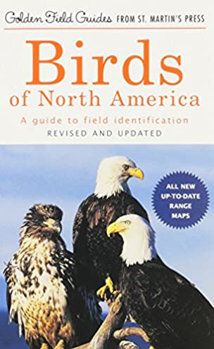 birds of north america a guide to field identification golden rh amazon com Weather Golden Press Nature Guides birds a golden nature guide