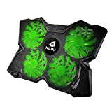 ⭐️KLIM Wind Laptop Cooling Pad - The Most Powerful Slim PC Fan Cooler
