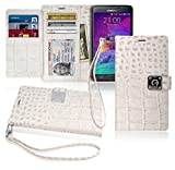Best AILUN Iphone 5c Case With Clips - Note4 Wallet Case, Matt [ 8 Pockets ] Review