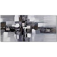 MAOYYM1 Pittura A Olio Dipinta A Mano di 100% su Tela Decorazione Moderna di Arte della Parete della Tela Pop Pop (Senza Cornice, Solo su Tela)