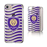 Keyscaper Orlando City Soccer Club Wave iPhone 6/7/8 Clear Slim Case MLS