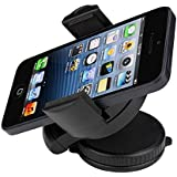 Generique Support de voiture universel pour iPhone/Smartphone/Samsung/HTC/BlackBerry