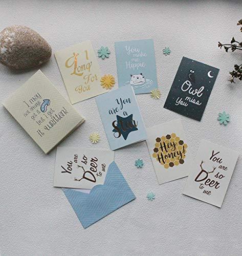 Doodle You've Got Mail Set of 12 Notecard Set