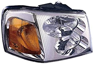 Depo 335-1120R-AS GMC Envoy Passenger Side Replacement Headlight Assembly