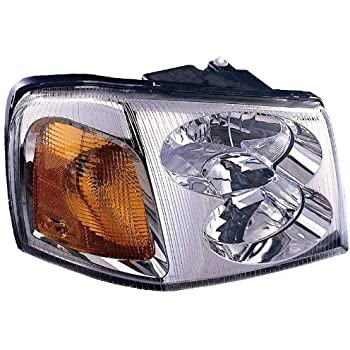 51%2BY8V6usaL._SL500_AC_SS350_ amazon com gmc envoy replacement headlight assembly 1 pair